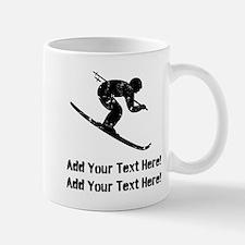 Personalize It, Skier Mug