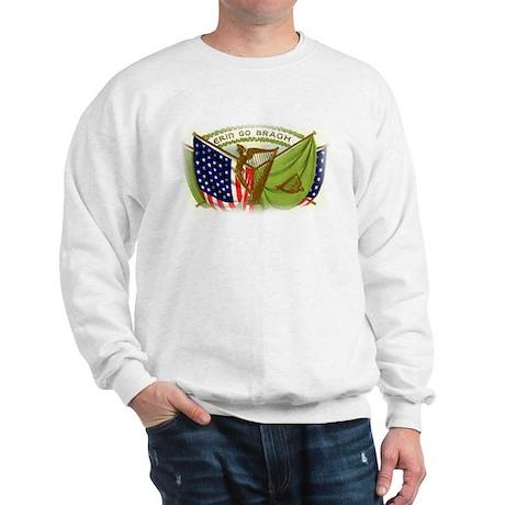 Erin Go Bragh Irish Flags Sweatshirt