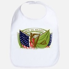 Erin Go Bragh Irish Flags Bib