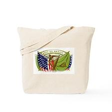 Erin Go Bragh Irish Flags Tote Bag