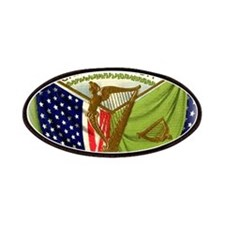 Erin Go Bragh Irish Flags Patches
