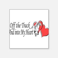 Off The Track LOVE Sticker