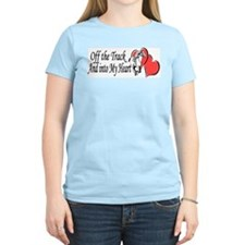 Off The Track LOVE T-Shirt