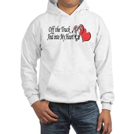 Off The Track LOVE Hoodie