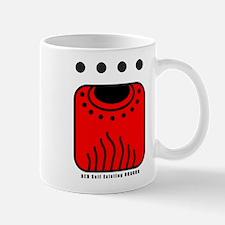 RED Self-Existing DRAGON Mug
