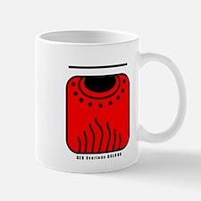 RED Overtone DRAGON Mug
