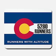 5280 Runners Mousepad