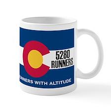 5280 Runners Small Mug