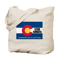 5280 Runners Tote Bag