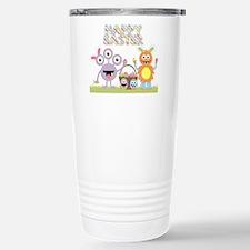 Monster Happy Easter Travel Mug