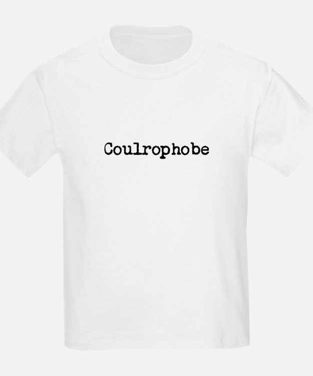 Coulrophobe - Light Background T-Shirt