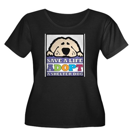 Save a Life Plus Size T-Shirt