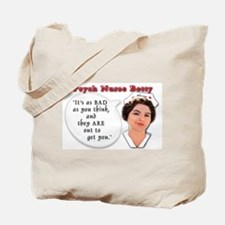It's as bad as you think... Tote Bag