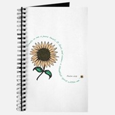 Create in me a pure heart Journal