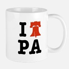I Bell PA Mug