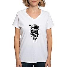 The Astronaut Moon Man Shirt