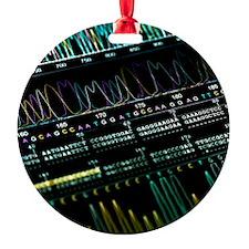 DNA analysis - Ornament (Aluminum)