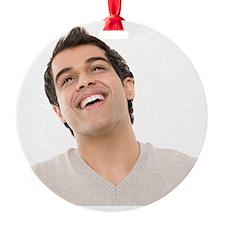 Healthy man - Ornament (Aluminum)
