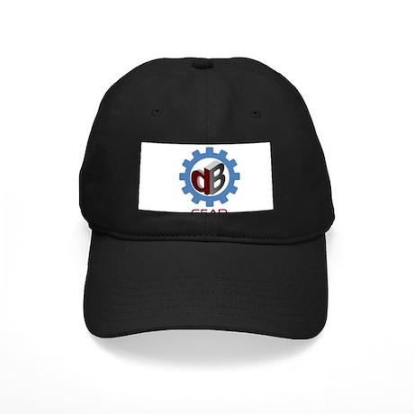 db gear logo baseball hat by dbgear1