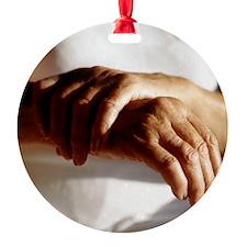 eoarthritis - Ornament (Aluminum)
