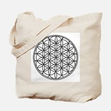 Flower of Life Tote Bag