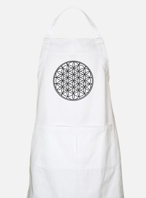 Flower of Life Apron