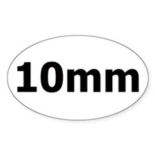 10mm Decal