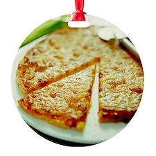 Pizza - Ornament (Aluminum)