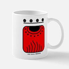 RED Solar DRAGON Mug