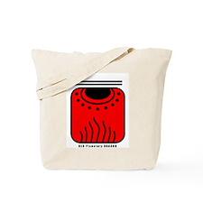 RED Planetary DRAGON Tote Bag