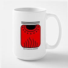 RED Planetary DRAGON Mug