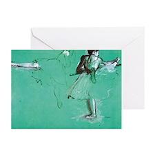 Ballerinas Greeting Cards (Pk of 20)