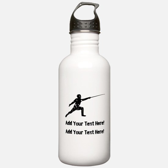 Personalize It, Fencing Water Bottle