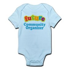 Future Community Organizer Infant Bodysuit