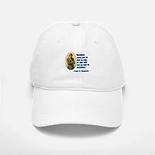 JFK Anti War Quotation Baseball Baseball Cap