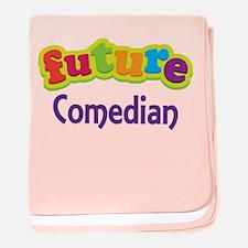 Future Comedian baby blanket