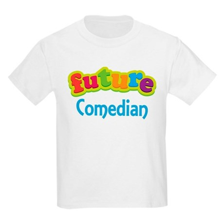 Future Comedian Kids Light T-Shirt