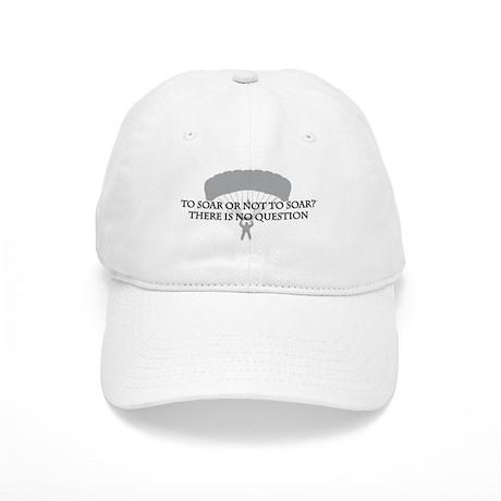 To Soar or Not To Soar (skydiving) Cap