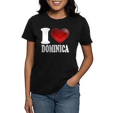 I Heart Dominica T-Shirt