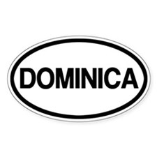 Dominica Decal
