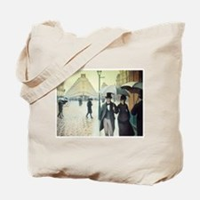 Rue de Paris Tote Bag