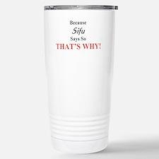 Unique Yang tai chi chuan Travel Mug