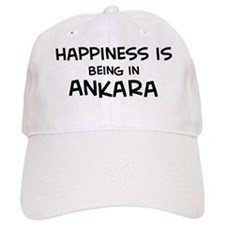 Happiness is Ankara Baseball Cap