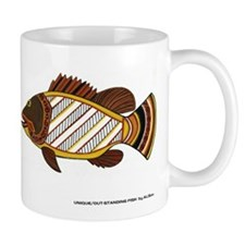 Exciting Fish Art Mug