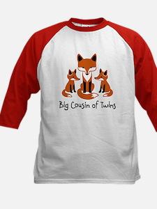 Big Cousin of Twins - Mod Fox Tee