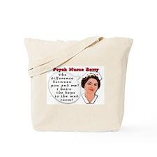 Keys to the Med Room! Tote Bag