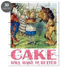 CAKE WILL MAKE IT BETTER Puzzle