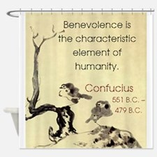 Benevolence Is The Characteristic - Confucius Show