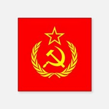 New USSR Flag Sticker