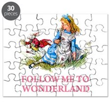 ALICE_RED_FOLLOW ME_PINKx.png Puzzle